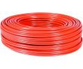 Cable multibrin f/utp CAT5E rouge - 100M