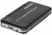 """DEXLAN Boîtier externe USB 2/eSATA pour disque dur 2.5"""" SATA"""