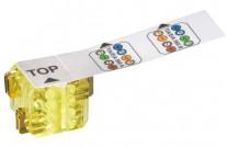 Megaline Connect45 cable plug monobrin (lot de 25)