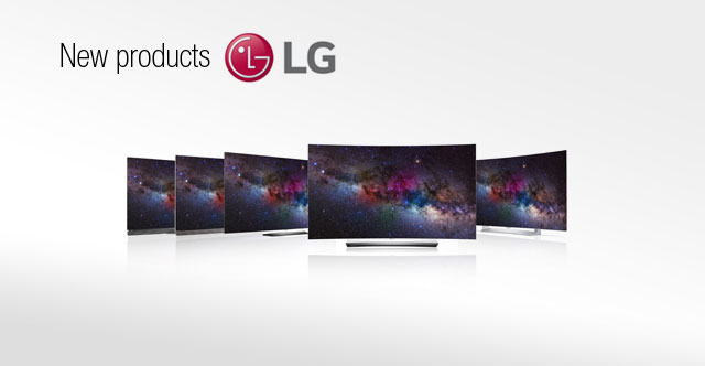 LG new products